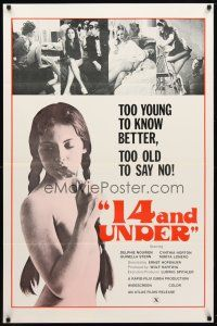 2m013 14 & UNDER 1sh '73 Ernst Hofbauer, too young to know better, too old to say no!
