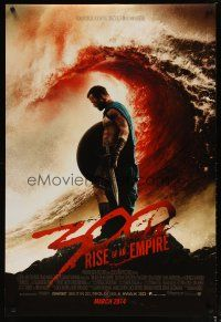 2m005 300: RISE OF AN EMPIRE March 2014 style advance DS 1sh '14 Sullivan Stapleton!