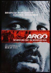 2m053 ARGO teaser DS 1sh '12 Ben Affleck, based on the declassified true story!