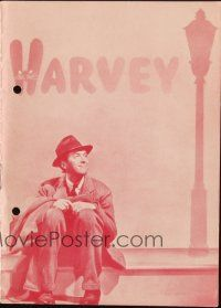 3a0034 HARVEY Danish program '50 different images of James Stewart & 6 foot imaginary rabbit!