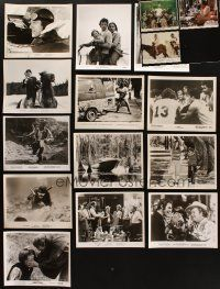 3g083 LOT OF 49 COLOR AND B&W 8X10 STILLS '67 - '79 great images from 16 different movies!