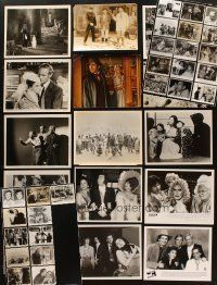 3g088 LOT OF 41 COLOR AND B&W STILLS '30s-80s great images from a variety of movies!