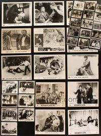 3g090 LOT OF 37 MEXICAN 8x10 STILLS '60s-80s great images from a variety of different movies!