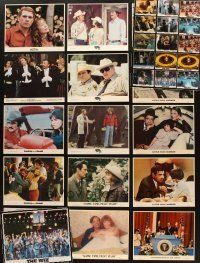 3g091 LOT OF 31 COLOR 8x10 STILLS '70s-80s great images from a variety of movies!