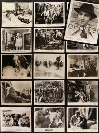 3g098 LOT OF 16 STILLS '70s great images from a variety of movies!