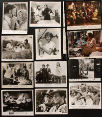 3g101 LOT OF 14 COLOR AND B&W STILL SETS '70 - '79 55 different images from 14 movies!