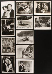 3g116 LOT OF 11 REPRO 8x10 STILLS '80s some of the best classic movie scenes!