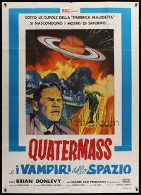 3s025 ENEMY FROM SPACE Italian 1p R76 Brian Donlevy, Quatermass II, sequel to Quatermass Xperiment!