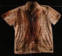 3s013 28 WEEKS LATER bloody male zombie costume '07 an actual costume worn in the movie!