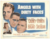 3y063 ANGELS WITH DIRTY FACES TC R48 James Cagney, Pat O'Brien, Ann Sheridan & Humphrey Bogart too!