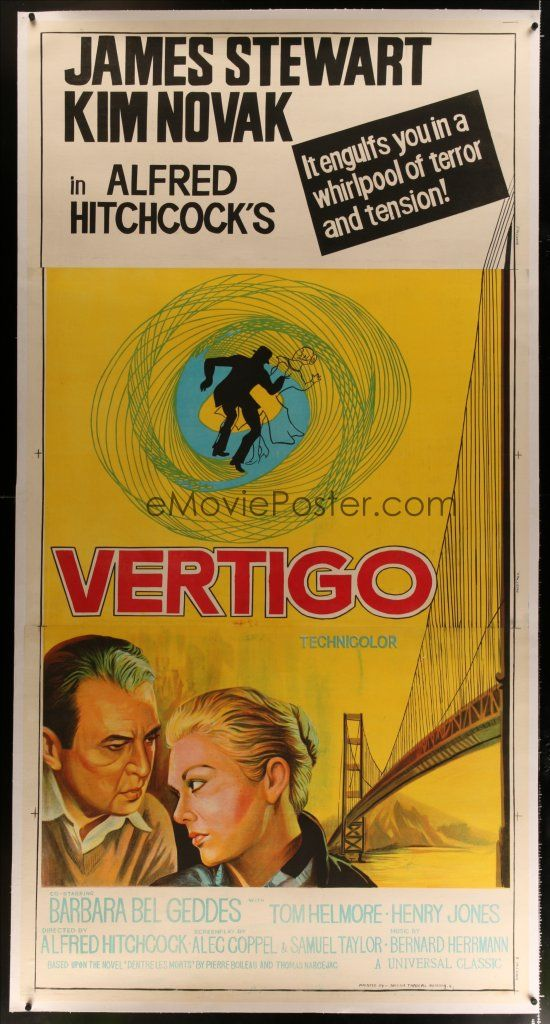 an analysis of alfred hitchcocks vertigo Few would disagree that alfred hitchcock was a what's wrong with hitchcock's women a lying duplicitous woman exploits an innocent vertigo-suffering.