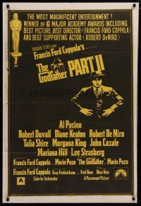 5a078 GODFATHER PART II Indian '74 Al Pacino in Francis Ford Coppola classic crime sequel!