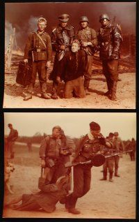 5a015 COME & SEE set of 10 color Swiss 9.5x11.75 stills '85 Elem Klimov's Idi I smotri, WWII!