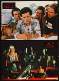 5a069 SUMMER OF SAM set of 6 French LCs '99 John Leguizamo, Adrien Brody, Mira Sorvino!