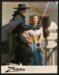 5a052 ZORRO set of 12 French LCs '75 masked hero Alain Delon, all for fun and fun for all!