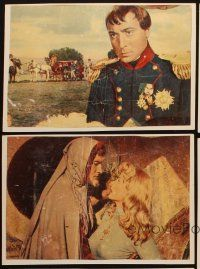 5a026 I CAVALIERI DELL'ILLUSIONE set of 5 LCs '54 Hedy Lamarr, Gerard Oury as Napoleon!