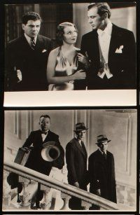 5a020 MR. DEEDS GOES TO TOWN set of 6 Swiss 9.25x11.75 stills R60s Gary Cooper, Jean Arthur, Capra