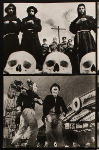 5a012 QUE VIVA MEXICO set of 30 Swiss 9.25x12 stills R70s Sergei Eisenstein's classic!