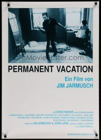 5e019 PERMANENT VACATION German '80 cool image of young John Lurie, directed by Jim Jarmusch!