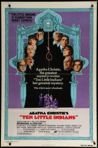 5h039 AND THEN THERE WERE NONE 1sh '75 Oliver Reed, Elke Sommer, Ein Unbekannter rechnet ab!