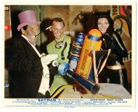 5k007 BATMAN color English FOH LC '66 Meredith as Penguin, Meriwether as Catwoman,Gorshin as Riddler