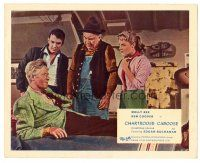5k016 CHARTROOSE CABOOSE color English FOH LC '60 Edgar Buchanan, Molly Bee, Ben Cooper