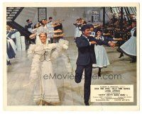 5k017 CHITTY CHITTY BANG BANG color English FOH LC '69 Dick Van Dyke in musical production!