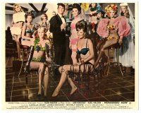 5k065 MURDERERS' ROW color English FOH LC '66 spy Dean Martin as Matt Helm with the sexy Slaygirls!