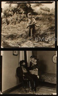7h850 HUCKLEBERRY FINN 3 8x10 stills '20 Lewis Sargent in title role, Frank Lanning as dad!