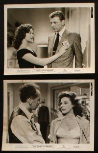 7h337 I CAN GET IT FOR YOU WHOLESALE 21 8x10 stills '51 sexy Susan Hayward & Dan Dailey, Sanders!