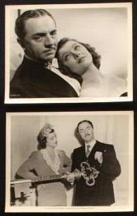 7h402 I LOVE YOU AGAIN 14 8x10 stills '48 wonderful images of William Powell & sexiest Myrna Loy!