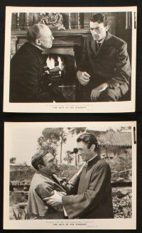 7h355 KEYS OF THE KINGDOM 18 8x10 stills '44 religious Gregory Peck, Thomas Mitchell, Rosa Stradner
