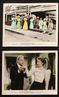7h046 REMARKABLE MR. PENNYPACKER 10 color 8x10 stills '59 Clifton Webb, Dorothy McGuire