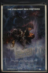 7r029 EMPIRE STRIKES BACK acetate progressive proof 1sheet '80 GWTW style, 5 different colors!