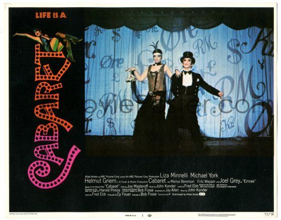 nazi germany and cabaret Are there any good movies about the weimar republic and the final shot of the film shows the cabaret's audience is dominated by nazi why did nazi germany.