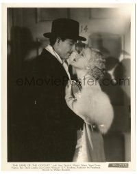8h230 CRIME OF THE CENTURY 8x10.25 still '33 romantic c/u of Wynne Gibson & Gordon Westcott!