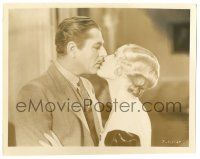 8h233 DANGEROUSLY YOURS 8x10.25 still '33 Warner Baxter loves female jewel thief Miriam Jordan!