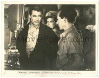 8h250 DESTINATION TOKYO 8x10.25 still '43 c/u of Cary Grant by periscope on submarine!