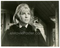 8h260 DOCTOR ZHIVAGO 8x10 still '65 best c/u of beautiful Julie Christie, David Lean classic!