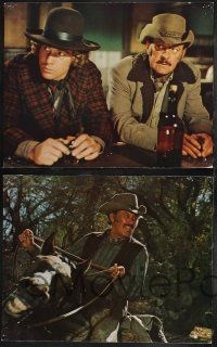 8y672 WILD ROVERS 8 color 11x14 stills '71 William Holden & Ryan O'Neal, Blake Edwards