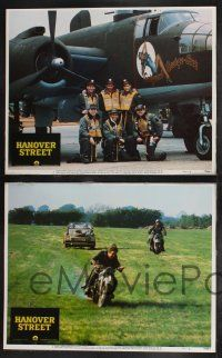 8y268 HANOVER STREET 8 LCs '79 Harrison Ford & Lesley-Anne Down in World War II!