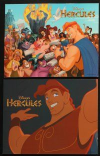 8y005 HERCULES 12 LCs '97 Walt Disney Ancient Greece fantasy cartoon, great images!