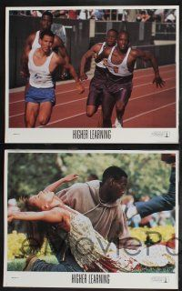 8y279 HIGHER LEARNING 8 LCs '95 Omar Epps, Kristy Swanson, Michael Rappaport, Jennifer Connelly
