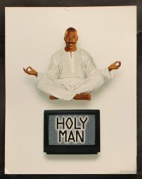 8y704 HOLY MAN 7 LCs '98 Stephen Herek, wacky images of Eddie Murphy, Jeff Goldblum, Kelly Preston!