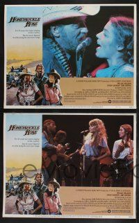 8y284 HONEYSUCKLE ROSE 8 LCs '80 Willie Nelson, Dyan Cannon & Amy Irving, country music!