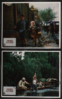 8y285 HOPE & GLORY 8 LCs '87 John Boorman's childhood memories of England during World War II!