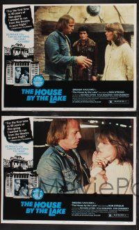 8y287 HOUSE BY THE LAKE 8 LCs '76 Don Stroud, Brenda Vaccaro, Death Weekend