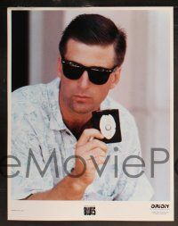 8y414 MIAMI BLUES 8 LCs '90 crazy fake cop Alec Baldwin, Fred Ward, Jennifer Jason Leigh!