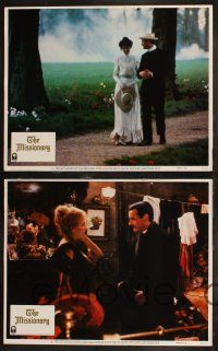 8y420 MISSIONARY 8 LCs '82 Michael Palin, Maggie Smith, Trevor Howard, English sex!