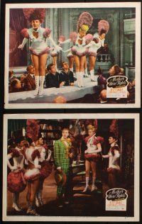 8y756 MOTHER WORE TIGHTS 6 LCs '47 Betty Grable, Dan Dailey, Mona Freeman & Connie Marshall!